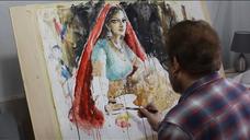 Moazzam Ali at Work
