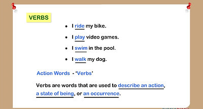 learn-about-verbs