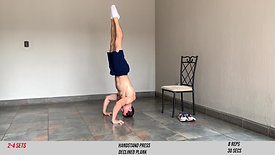 Handstand Conditioning ( Beg - Int )