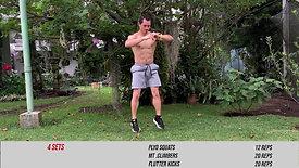 LEGS POWER AND BALANCE