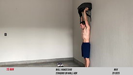 Handstand  Conditioning # 2 ( Beginner - Intermediate)