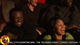 The So Damn Funny Comedy Festival