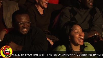 The So Damn Funny Comedy Festival