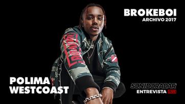 """#SonidoRadar: Polimá WestCoast y su nuevo videoclip """"BrokeBoi"""""""