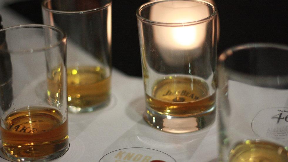 Whiskey Tasting Dinner
