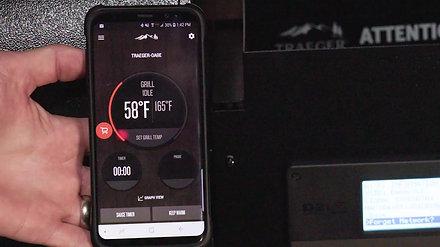 Πως να συνδέσετε την ψησταριά σας με το wifi - WiFIRE guide for android