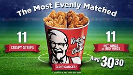 KFC 11 v 11 Deal