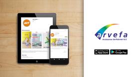 Arvefa - AVF Paints App