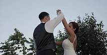 Joshua & Priscilla's Fall Wedding