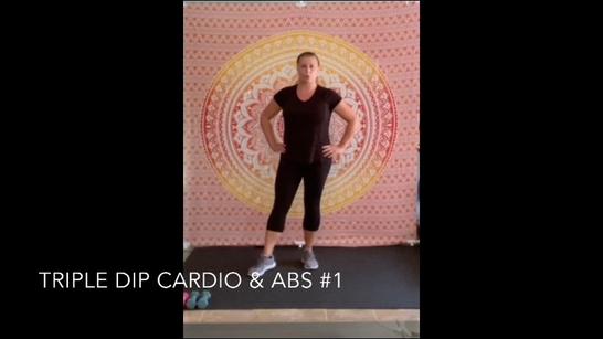 Triple Dip Cardio & Abs (1) 40 - 48:37