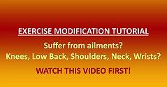 Tutorial Exercise Modification (40) - 21:17