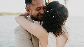 Kezia & Jason Destination Wedding Video - The Love Archives (Vanuatu)