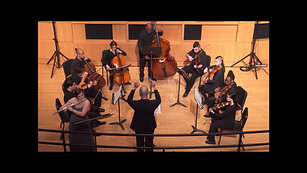 """""""Departures"""" Concerto for Flute and String Orchestra, Progress Blues(highlights)"""