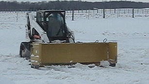 Hyd. End Wing Snow Blade (MEWSB30)