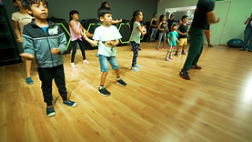 Singapore - Kids Dance