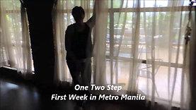 First Week in Manila