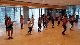 Kerry Sports Demo Class