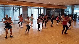 Dance Workshop Snippet