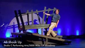 Philip McBride Musical Theatre Reel (Extended)