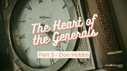 Part 3 - Don Hobbs