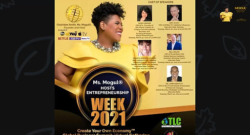 Ms. Mogul® Hosts Create Your Own Economy™ with Sherita Herring Oglesby
