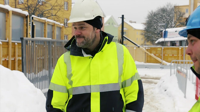 Martin Jansson, Markentreprenad