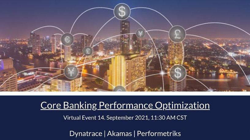Continuous Core Banking Performance Optimization