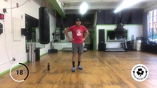 30min Boxing & Burpees w/Jesse