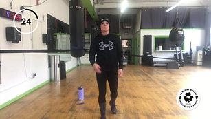 8 Round Kickboxing Workout w/Karen