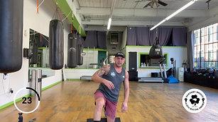 5min Post-Workout Stretch Routine