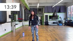 Kickboxing w/Karen