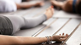 Yoga Nidra og gong