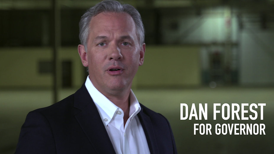 Dan Forest For Governor | Television Ad
