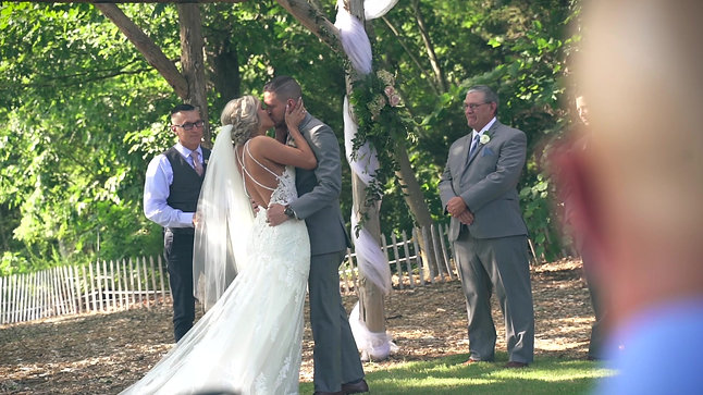 The Hines Wedding