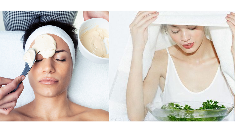 Herbal Facial Steams & Facial Masks Training Certificate E Course