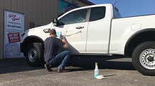 City of Lakeway Vehicle Graphics