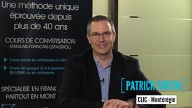 Patrick Fortin - CLIC Montérégie