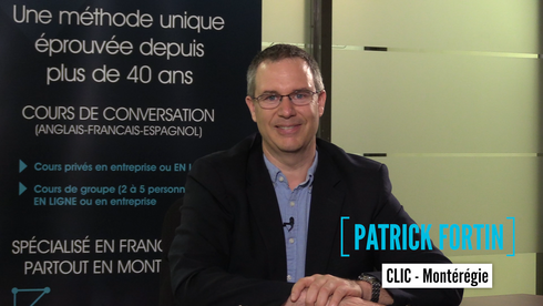 CCIST   Classe affaires - Patrick Fortin