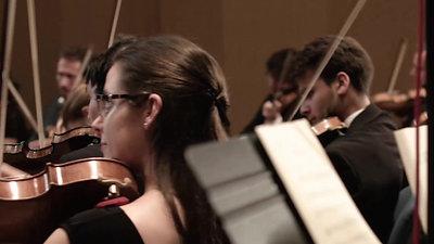 W.A Mozart 40th symphony