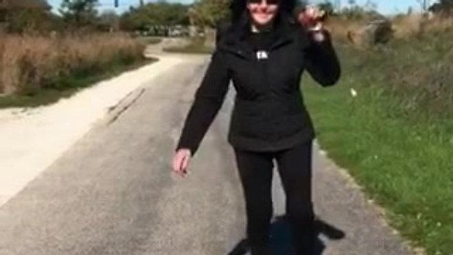Bodstar Fitness Stroke Recovery Exercises: Mrs. R