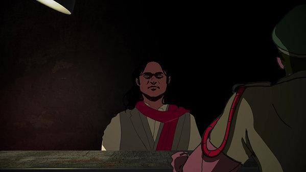 Suraj Mani Concert Animation