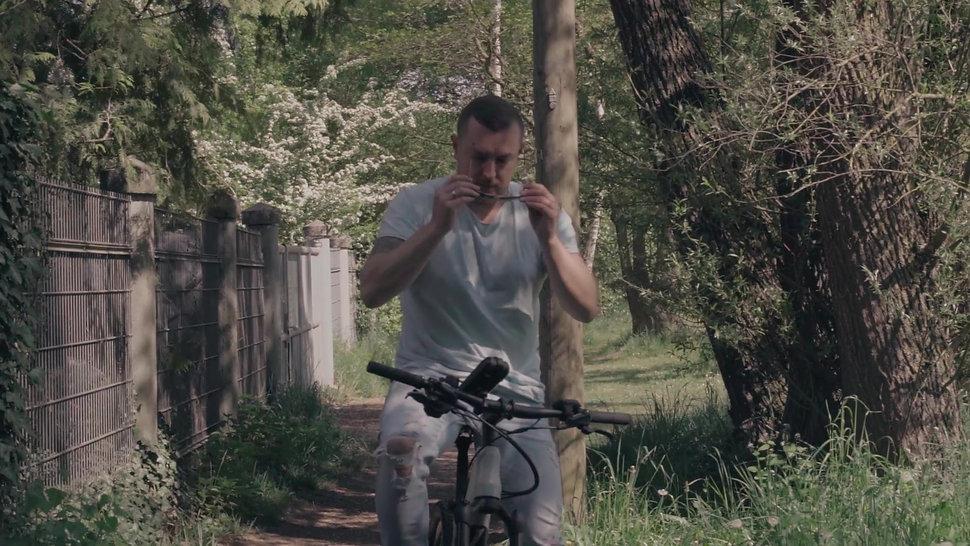 brillo-safe Fahrrad