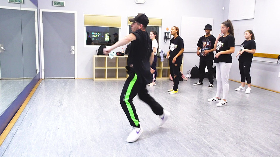 Power in Dance 2019 Guy Groove Choreography/Private Class