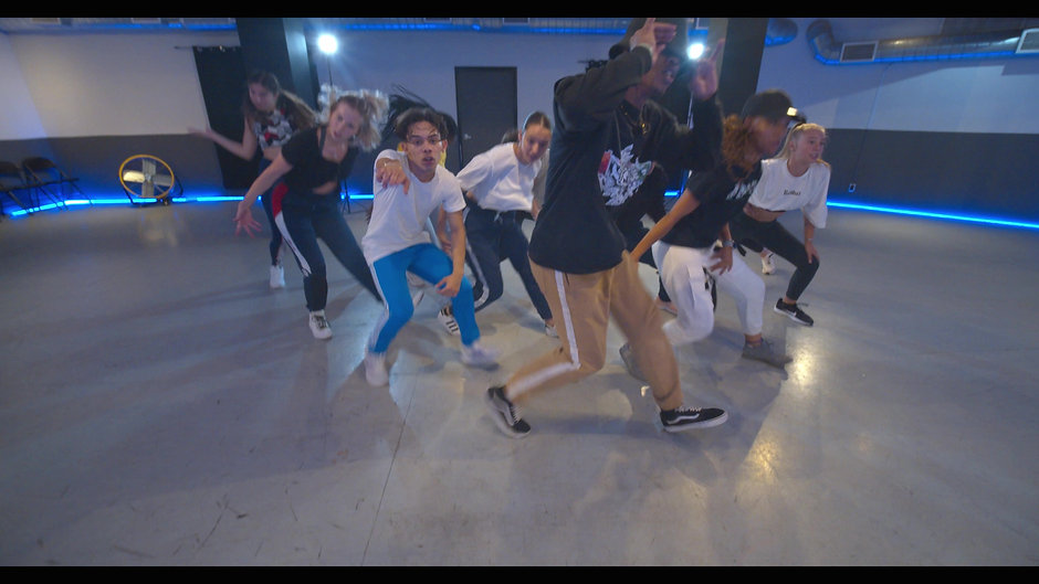 Power in Dance 2019 Anze choreography video Studio