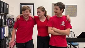 Cooper, Katie and Gabriel