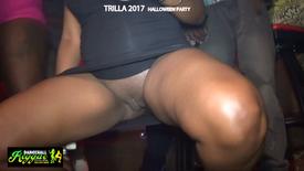 TRILLA HALLOWEEN COSTUME PARTY 2017 [HD]