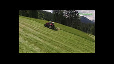 NEW KRONE AMR 240 MOWER