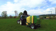 Krone Baler  @ Wilson Machinery