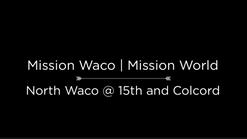 North Waco @ 15th and Colcord