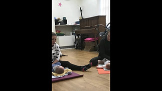 mums and baby yoga